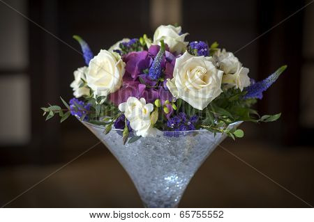 Wedding Centrepiece Flowers