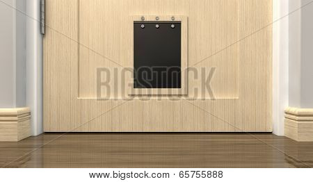 Pet Flap Interior