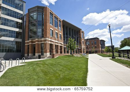 MAY 24, 2014 - COLUMBUS, OHIO:  The renovated student Union at Ohio State University opened in 2010.