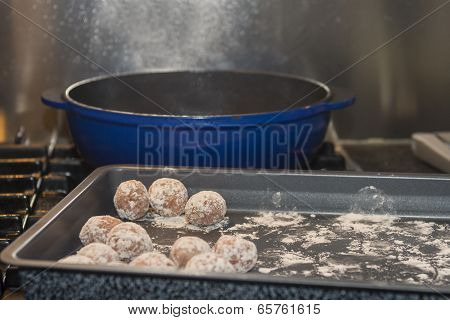Home Made Meatballs