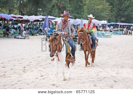 Cowboy Beach