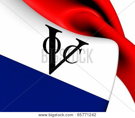 Flag Of Dutch East India Company