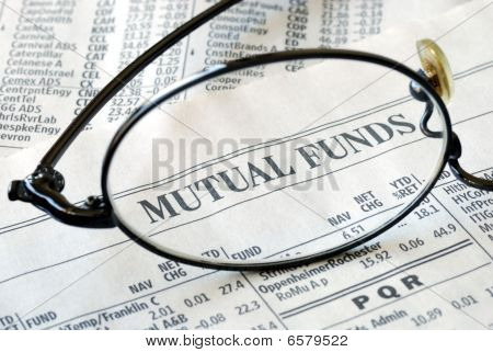 Focus on mutual fund investing and check the fund prices