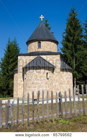 Kamena Gora small church, Serbia Kamena Gora small church, Serbia