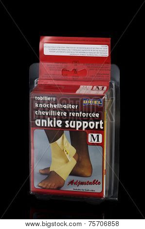 Pack Of Ankle Support Suitable For Both Sides