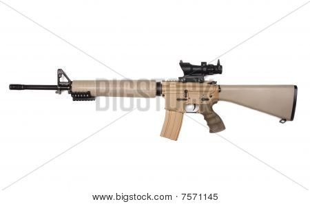 M16A4 Assault Rifle.