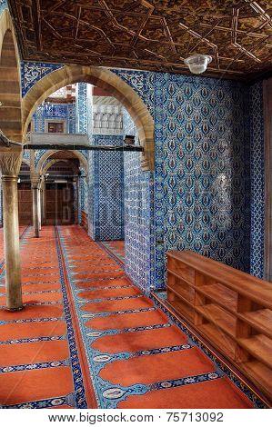 Rustem Pasha Mosaics