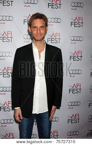 LOS ANGELES - NOV 8:  Damian Szifron at the AFI FEST 2014 Photocall at the TCL Chinese 6 Theaters on November 8, 2014 in Los Angeles, CA