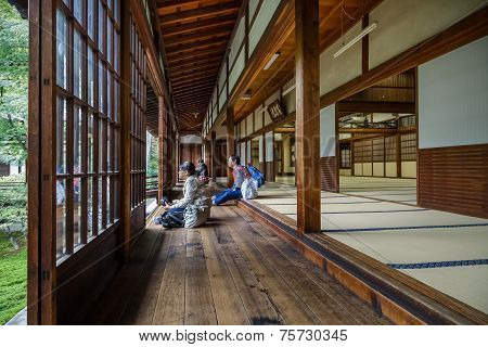 Kennin-ji Temple in Kyoto