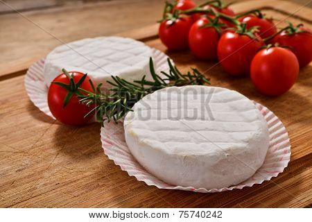 Italian Tomino Cheese
