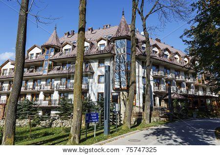 Litwor Hotel, Zakopane, Poland