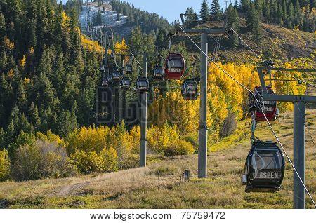 Aspen Ski Lift