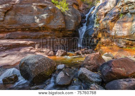Hays Creek Falls Colorado