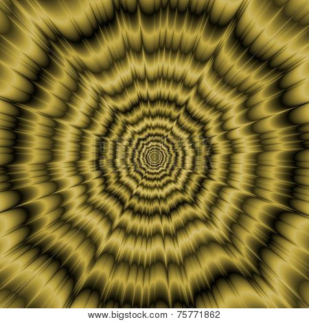 Eye Boggling Explosion In Gold