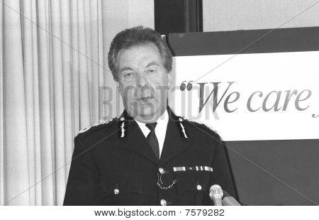 Sir Peter Imbert
