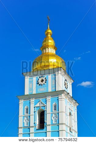St. Michael's Cathedrall In Kiev