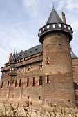 Dutch Medieval Castle poster
