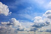 pic of stratus  - Cloudy sky - JPG