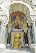 stock photo of sevastopol  - entrance to St - JPG