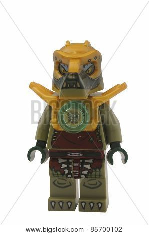 Crominus Legends Of Chima Lego Minifigure