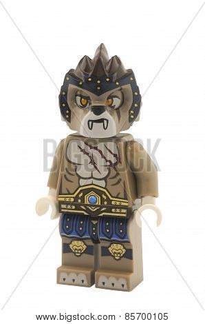 Longtooth Legends Of Chima Lego Minifigure