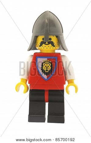Knight Lego Castle Minifigure