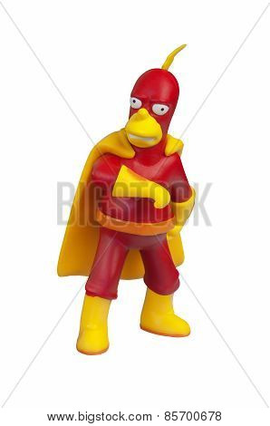 Radioactive Man Collectable Figurine