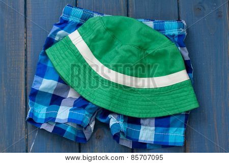 Hat With Shorts
