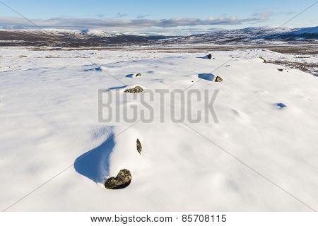 Winter Dovrefjell
