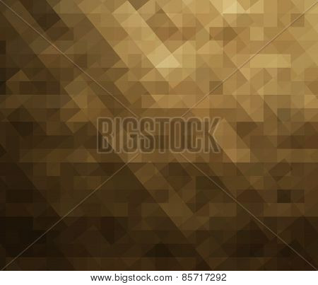 Abstract Geometric Background Looks Like Stylized Parchment Texture