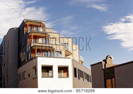 Solar Roof Terraces, Norway