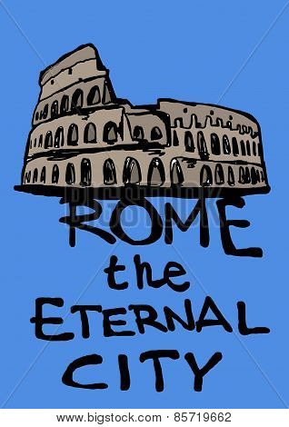 Rome The Eternal City