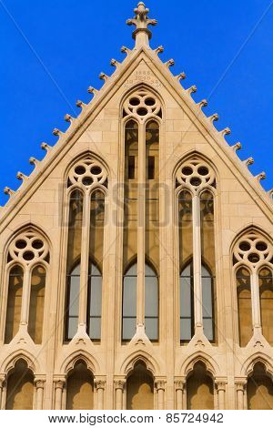 Budapest. Saint Matthias Church