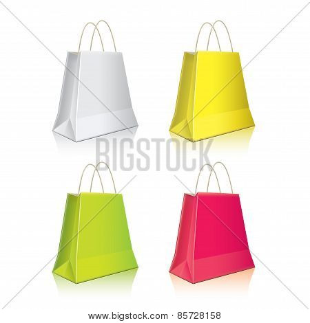 Shopping Package Colorful Set