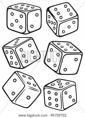Set dices