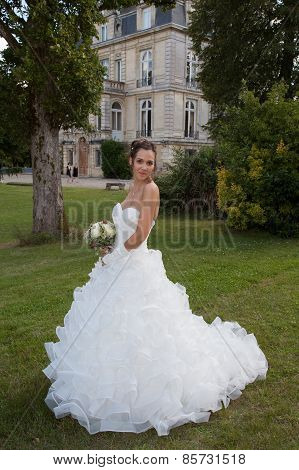 A Nice And A Beautiful Bride