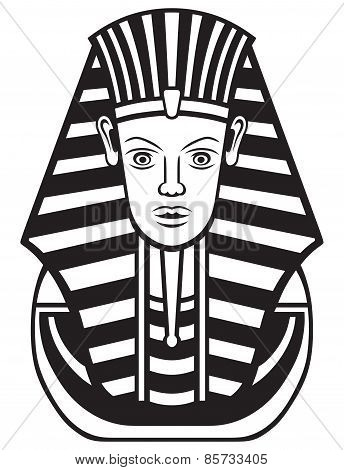 Portrait of Pharaoh