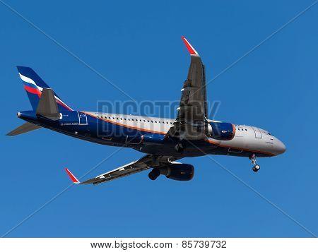 Airbus A320, B. Petrovsky