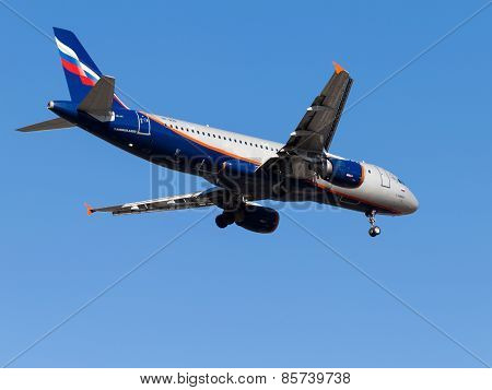 Airbus A320, E. Habarov