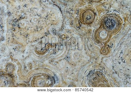 The Texture Of Natural Stone Floor