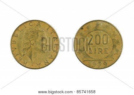 Italy Coin
