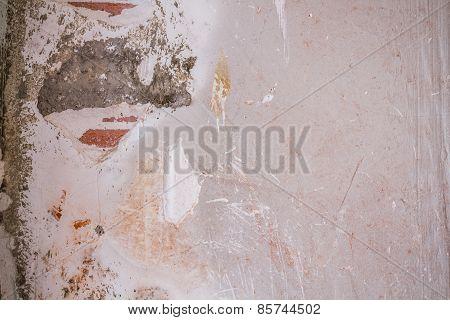 Repairing Old Wall