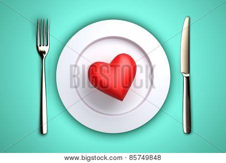 Heart For Dinner