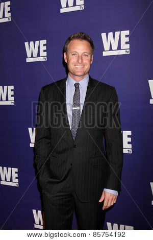 LOS ANGELES - MAR 19:  Chris Harrison at the WE tv Presents