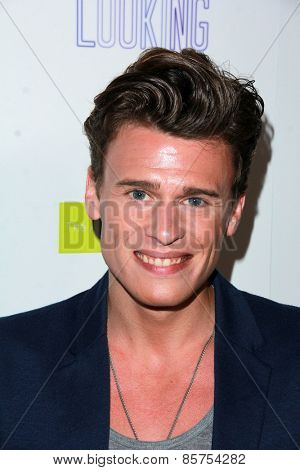 LOS ANGELES - MAR 19:  Blake Mcivere at the