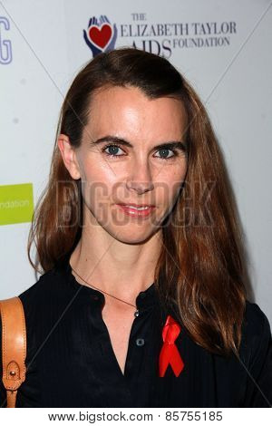 LOS ANGELES - MAR 19:  Naomi Wilding at the