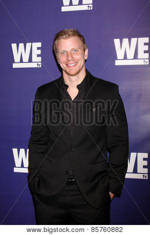 LOS ANGELES - MAR 19:  Sean Lowe at the WE tv Presents