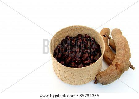 Tamarind And Tamarind Seed