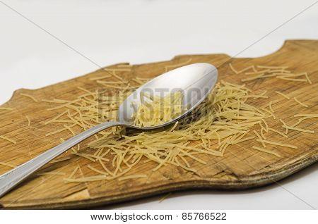 Spoon pasta
