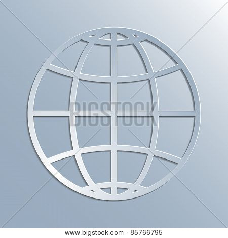 World Symbol Icon